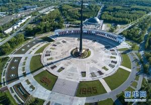 莫斯科城市景观