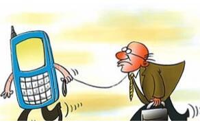 """莫让手机成了健康最大的""""杀手"""""""