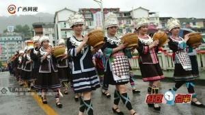 龙胜龙脊梯田文化节 乐享文化盛会
