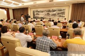 区直机关工委委员会扩大会议召开