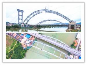17日焦点:新六景大桥年内将建成 缓解节假日拥堵
