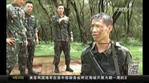 探访驻港部队特战连