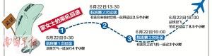 南宁:一航班延误8.5小时 乘客3次登机终起飞(图)