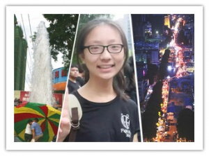 6月24日焦点图:广西高考学霸的小故事