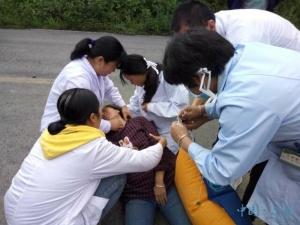四川茂县新磨村发生山体高位垮塌灾害100余人被埋