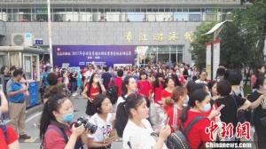 宁泽涛亮相全国夏季游泳锦标赛 年度首秀受热捧