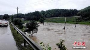 湖南暴雨致6人亡1人失踪 直接经济损失32.7亿元