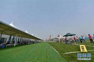 全运会场馆巡礼:天津体育中心射箭场