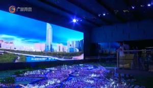 """玉林城市规划馆:展示城市的""""昨天""""""""今天""""与""""明天"""""""