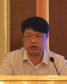 自治区网信办主任金化伦发表主旨演讲