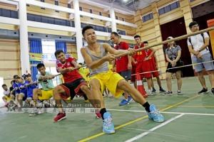 2017南宁市青少年阳光体育大会:无一