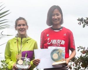 马拉松――中国选手获得毛里求斯马拉松冠军