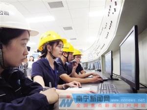 南宁地铁2号线启动全线综合联调 9月份空载试运行