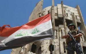 伊拉克军队在摩苏尔西城展开清理行动
