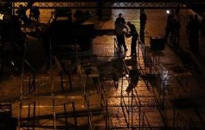 以色列拆除圣殿山入口的金属探测门