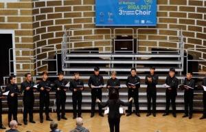 世界合唱大奖赛中国队获佳绩