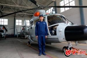 军中机械师赵亮:一年立三功,誓做战鹰守护神