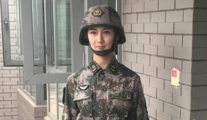探营解放军三军仪仗队女兵中队:简单而不平凡
