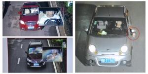 柳州采用路面电子警察 自动识别违法驾驶