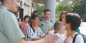 男子卖亲儿子 民警追击3个月解救