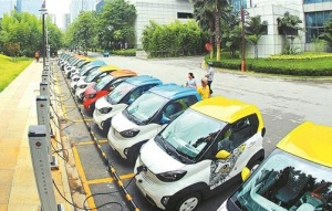 柳州被列入新能源汽车专用号牌城市