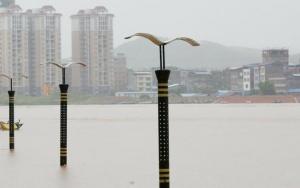 广西升级发布洪水黄色预警