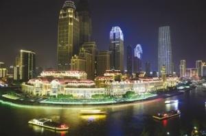 重点景观灯光设施竣工 津城为全运会亮起最美灯火