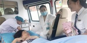 孕妇动车上生产 车站紧急安排救助