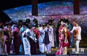 """中央歌剧院在""""普契尼艺术节""""上演《蝴蝶夫人》"""