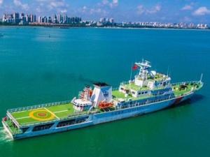 海南海事局开展2017年环岛巡航执法行动