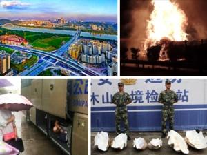 9月1日焦点图:南宁五象-英华立交9月1日正式通车