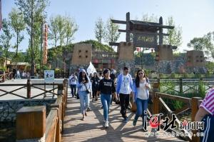 恋乡太行水镇:梦想中的乡村