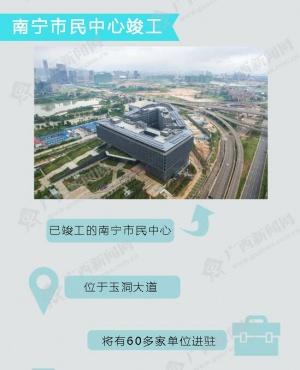 【桂刊】南宁39个项目开竣工 包括地铁5号线开工