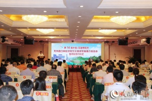 广西龙州推介口岸经济和文化旅游 吸引投资108亿元