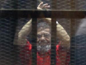 埃及前总统穆尔西被判终身监禁