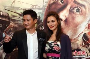 《战狼2》在德国首映 将登陆欧洲多国