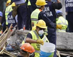 墨西哥地震死亡人数上升至293人