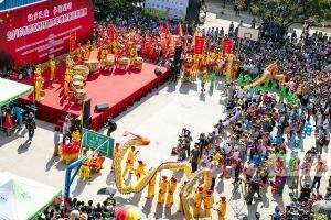 2017南宁市青秀区国际创意文化旅游节9月30日开幕