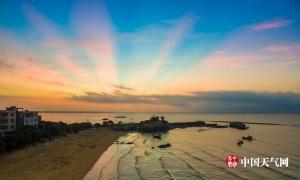 钦州:十一黄金周去三娘湾看最美日出