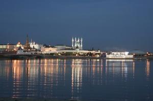 喀山:值得品味的俄罗斯历史名城