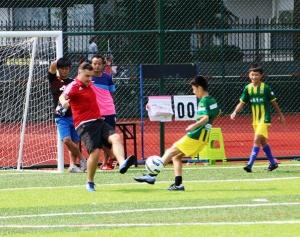 广西引进欧洲职业化青少年足球培训体系