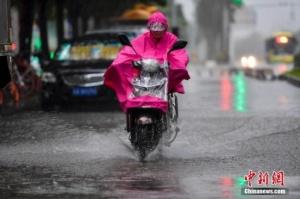 为何台风远在千里 浙江还有大暴雨?