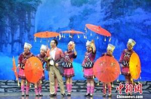 全国花鼓戏优秀剧目长沙展演 将展现不同地域戏曲魅力