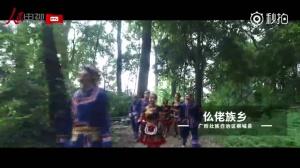 韦林森(仫佬族):稻香飘村头 甘蔗甜心头