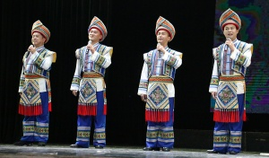 广西音乐舞蹈比赛落幕 作品《净土》等斩获一等奖
