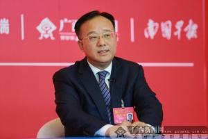 专访十九大代表、梧州市委书记黄俊华(图)