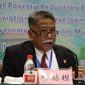 东盟官员及使节点赞中国减贫经验促进区域发展