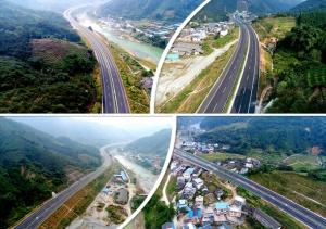 龙胜:桂三高速公路建设进入全面收尾阶段(组图)