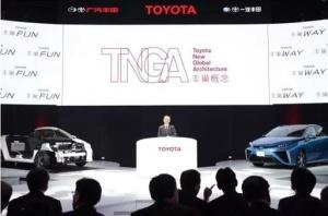 丰田TNGA的道与器:不仅要造好车,更要做造好车的好企业
