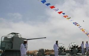 两艘中国造巡逻艇入役纳米比亚海军